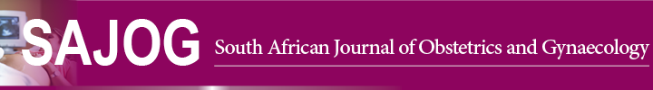 South African Journal of Obstetrics and Gynaecology